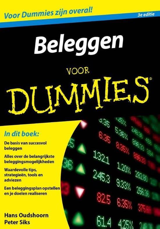Beleggen voor dummies