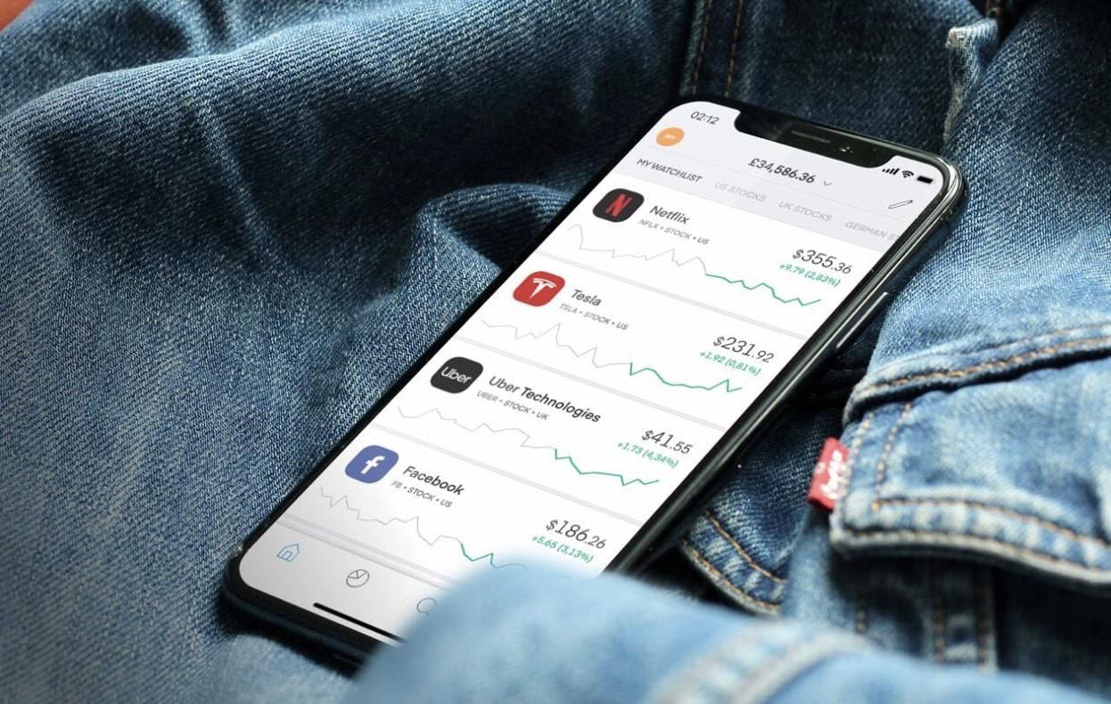 Mobiel Beleggen app | Aandelen app | Beleggingsapp | Beurs app